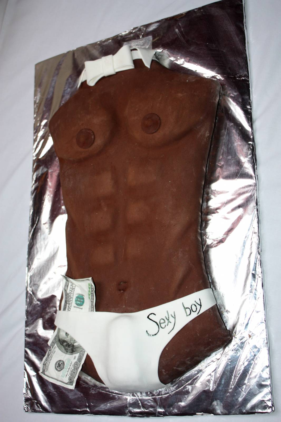Торт со стриптизером 12 фотография